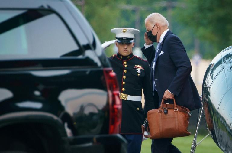 US President Joe Biden urged state and local governments to send out relief to Americans facing eviction
