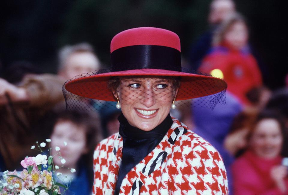 Princess Diana in 1990, when Spencer is set (Photo: Tim Graham via Getty Images)