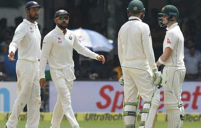 No action against Kohli, Smith for 2nd Test fracas says ICC