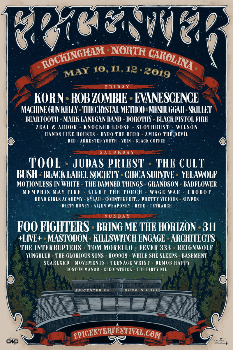 Replacement acts announced for The Prodigy at upcoming US