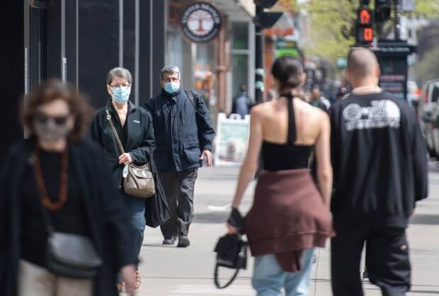 This will mark the first weekend of slightly loosened public health restrictions in Alberta. (Graham Hughes/The Canadian Press - image credit)