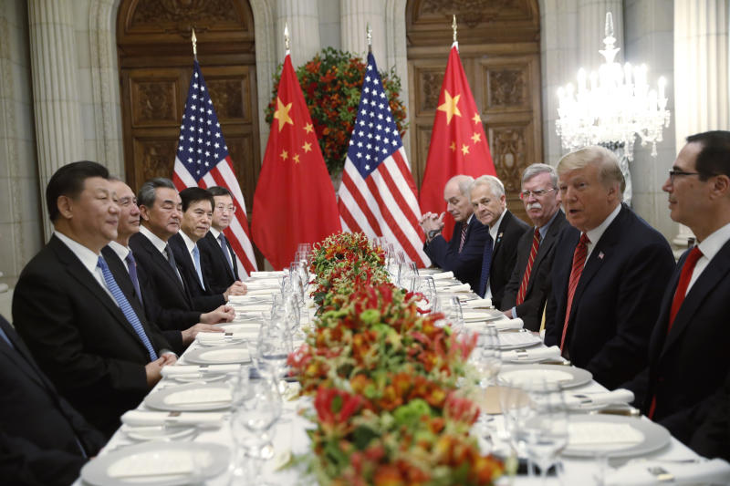 US Plays Down Expectations of Trump-Xi Meeting