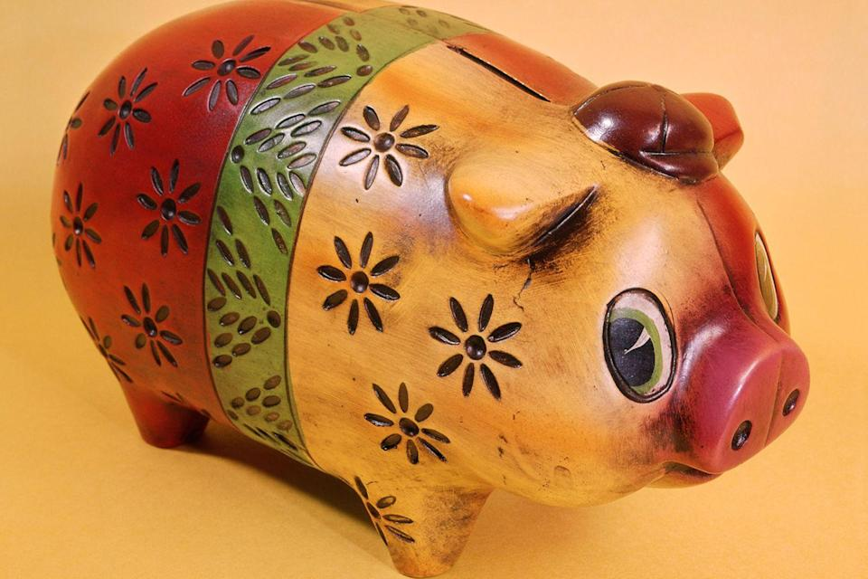 <p>They might hold your pocket change, but old banks hiding out in your home might be worth a lot more. Though a simple piggy bank might not get you far, if you have something with a mechanical feature, you could be in luck. The Mechanical Bank Collectors of America have been seeking out these contraptions since 1958.</p><p><strong>What it's worth: </strong>Up to $2,500</p>