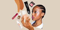 """<p class=""""body-dropcap"""">The beauty industry has a <em>looong</em> history of excluding Black women, whether it's as consumers or as brand founders. It goes without saying that this needs to change, and that change is being led by Black women themselves—aka the founders, owners, and CEOs of hundreds of beauty brands that are doing the work to shift the industry in the right direction. As beauty lovers and shoppers become more cautious of where their money is going and what brands they're supporting, buying from <a href=""""https://www.cosmopolitan.com/style-beauty/beauty/g8971210/black-girl-beauty-products/"""" rel=""""nofollow noopener"""" target=""""_blank"""" data-ylk=""""slk:Black-owned businesses"""" class=""""link rapid-noclick-resp"""">Black-owned businesses</a> is just <a href=""""https://www.cosmopolitan.com/politics/a32711399/how-to-help-black-lives-matter-support-protestors/"""" rel=""""nofollow noopener"""" target=""""_blank"""" data-ylk=""""slk:one of the many ways"""" class=""""link rapid-noclick-resp"""">one of the many ways</a> to pour back into the Black community and show allyship.</p><p>BTW, just because a company is Black-owned doesn't mean it's just for Black people. There are plenty of brands here that serve <em>everyone</em>. Amazing <a href=""""https://www.cosmopolitan.com/style-beauty/beauty/advice/g3359/best-mascaras/"""" rel=""""nofollow noopener"""" target=""""_blank"""" data-ylk=""""slk:mascaras"""" class=""""link rapid-noclick-resp"""">mascaras</a>, luxe <a href=""""https://www.cosmopolitan.com/style-beauty/beauty/g5319/best-body-butters/"""" rel=""""nofollow noopener"""" target=""""_blank"""" data-ylk=""""slk:body butters"""" class=""""link rapid-noclick-resp"""">body butters</a>, hydrating <a href=""""https://www.cosmopolitan.com/style-beauty/beauty/g25360983/best-face-serum/"""" rel=""""nofollow noopener"""" target=""""_blank"""" data-ylk=""""slk:serums"""" class=""""link rapid-noclick-resp"""">serums</a>, and moisturizing <a href=""""https://www.cosmopolitan.com/style-beauty/beauty/advice/a5159/hair-mask-for-hair-type/"""" rel=""""nofollow noopener"""" target=""""_blank"""" data-ylk=""""slk:hair masks"""