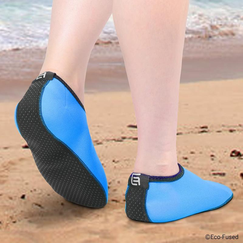 Eco-Fused Water Shoes for Women. Image via Amazon.