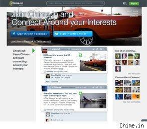 Chime.in paid social media