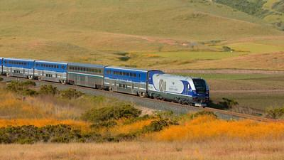Amtrak Pacific Surfliner Implements Temporary Adjustments for the Thanksgiving Holiday Travel Period