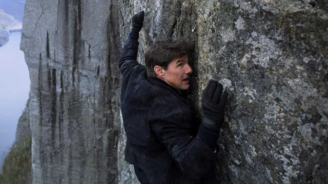 'Mission: Impossible - Fallout'. (Credit: Paramount)