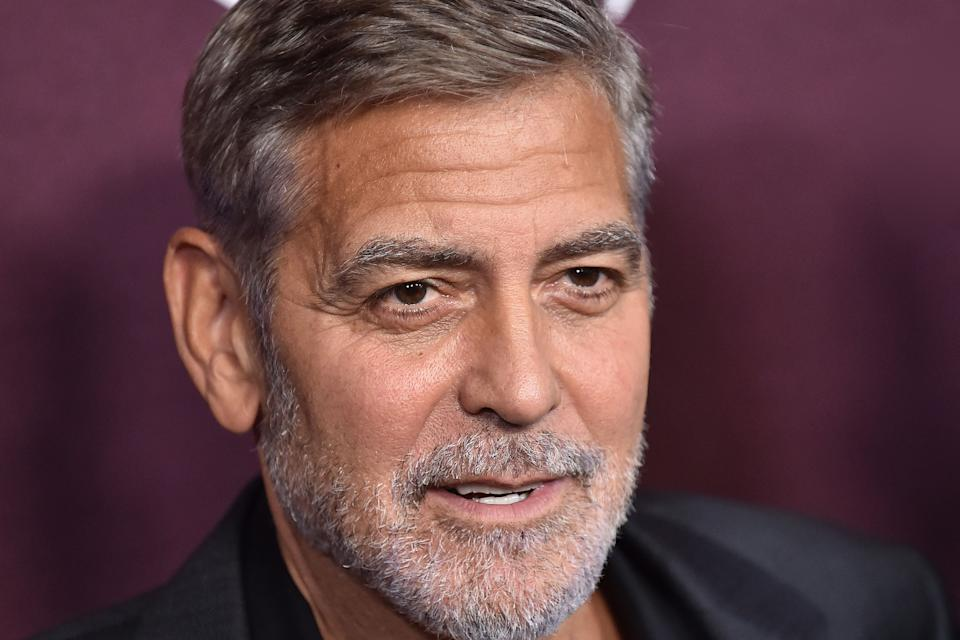 George Clooney won't run for political office, he says. (Photo: LISA O'CONNOR/AFP via Getty Images)