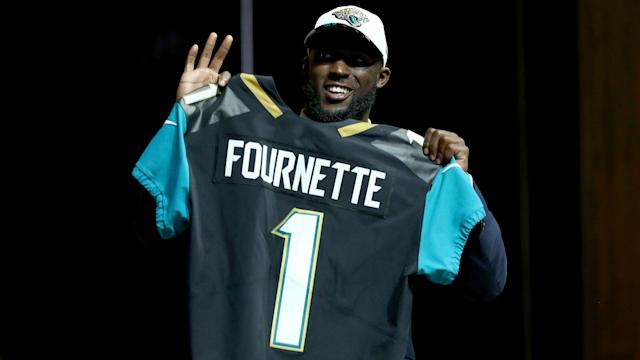 Fantasy football owners met a new batch of potential sleepers and busts on the first night of the 2017 NFL Draft. Get to know this year's top rookies, like Leonard Fournette and Corey Davis, and whether they're worth adding to your rankings in both redraft leagues and Dynasty leagues.
