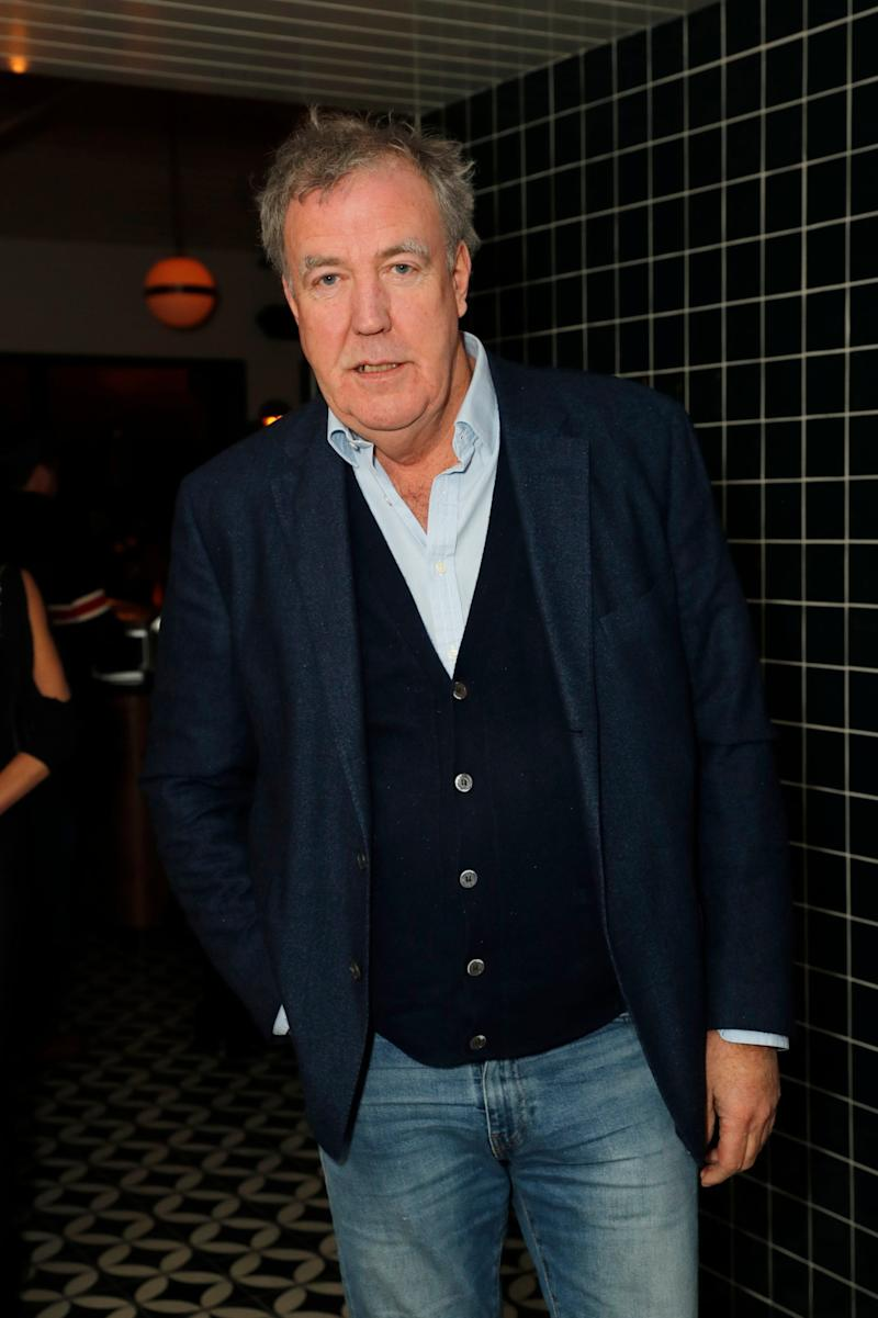 Never say never: Clarkson wouldn't rule out a stint in the jungle (Dave Benett)