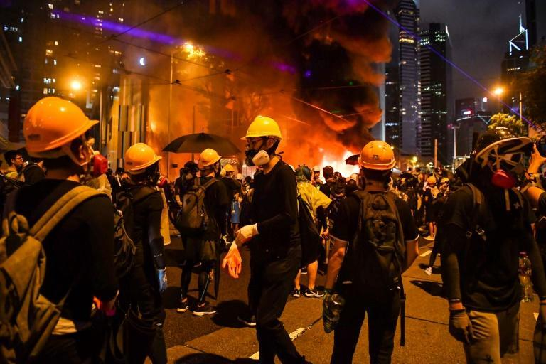 More than 1,000 protestors have been arrested in clashes with police over the past three months