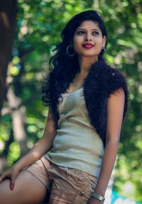 Pallavi Tadake is the rising star in the Marathi film industry