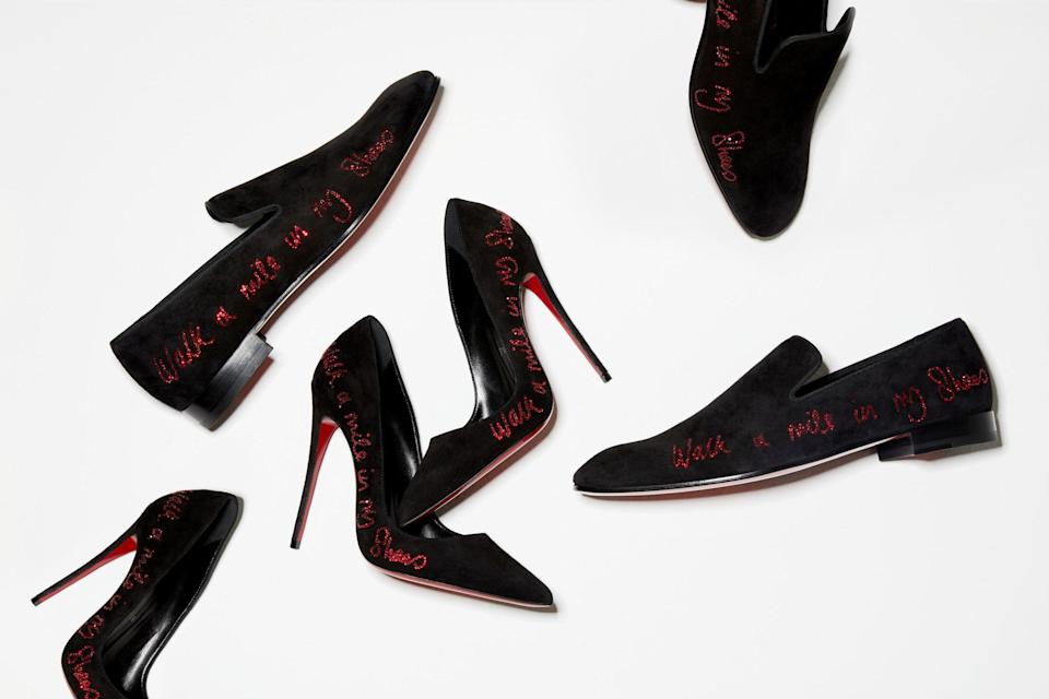 """<cite class=""""credit"""">Photo: Courtesy of Christian Louboutin</cite>"""