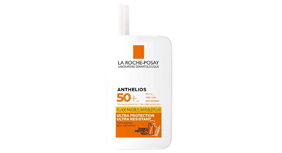 La Roche-Posay Anthelios Ultra-Light Invisible Fluid Sun Cream SPF50