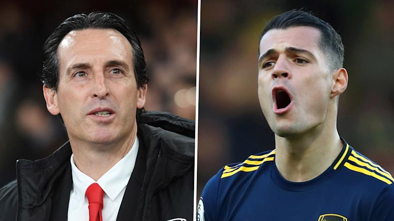 Emery struggled with big players at Arsenal & Xhaka deserves more respect, says Lichtsteiner