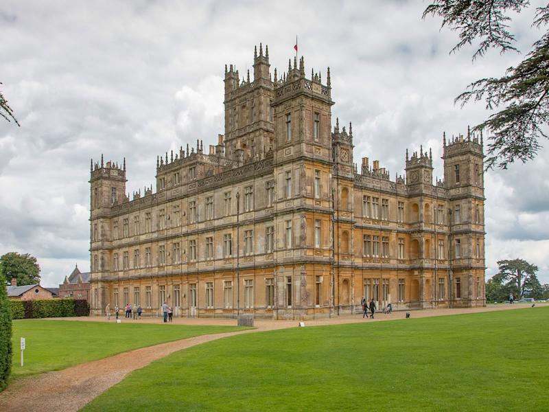 'Downton Abbey' Has an Official Gin and Whiskey
