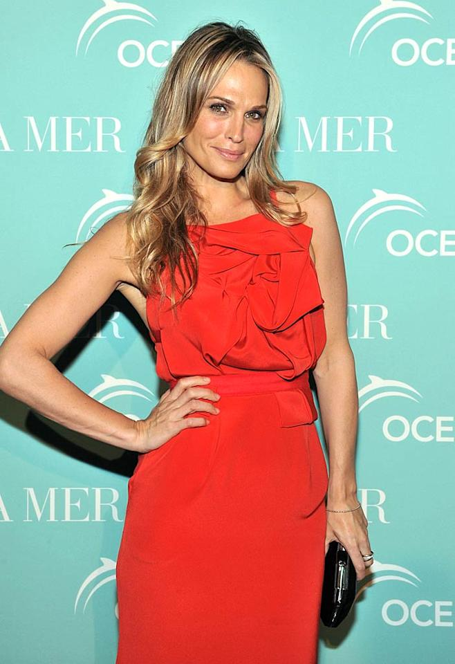 """Molly Sims turns 38 Henry S. Dziekan III/<a href=""""http://www.gettyimages.com/"""" target=""""new"""">GettyImages.com</a> - May 18, 2011"""