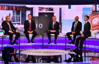 """Boris Johnson was always the favourite to win the Tory leadership contest and so it came to be following <a href=""""https://uk.news.yahoo.com/theresa-may-resigns-090653622.html"""" data-ylk=""""slk:Theresa May's tearful resignation;outcm:mb_qualified_link;_E:mb_qualified_link;ct:story;"""" class=""""link rapid-noclick-resp yahoo-link""""><strong>Theresa May's tearful resignation</strong></a>. The contest saw divisions between Mr Johnson and those who took a softer stance on Brexit but the former London Mayor's stance ultimately won the argument. (Getty)"""