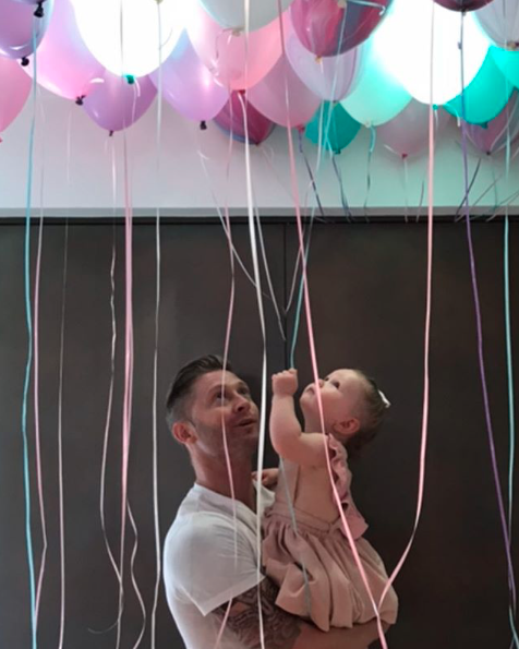 <p>Michael and Kyly Clarke have hosted a lavish second birthday party for their daughter Kelsey-Lee's and it is OTT.</p>