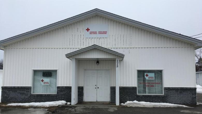 Gander's Red Cross depot staying put, for now