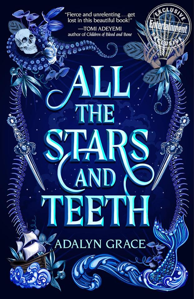 "Tomi Adeyemi is but one big name in the YA fantasy space to rave about this epic debut, ""set in a kingdom where danger lurks beneath the sea, mermaids seek vengeance with song, and magic is a choice."" The acquisition of this title was seriously competitive. (<a href=""https://www.amazon.com/All-Stars-Teeth-Adalyn-Grace/dp/1250307783/"" target=""_blank"">Feb. 4</a>)"