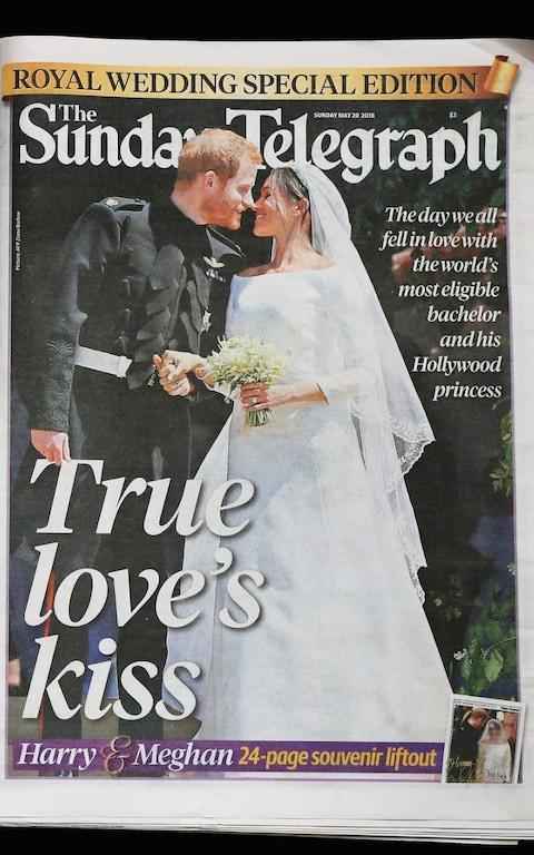 The Sunday Telegraph - Credit: Getty Images