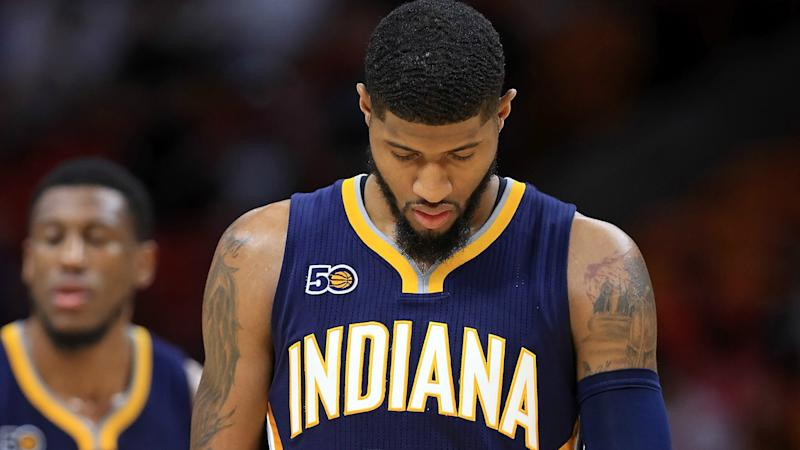 NBA free agency: Lakers aren't planning to trade for Paul George