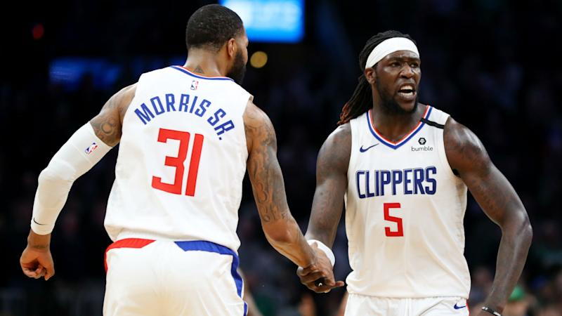 Clippers' moves on trade, buyout markets bolster roster — and deal significant blow to Lakers