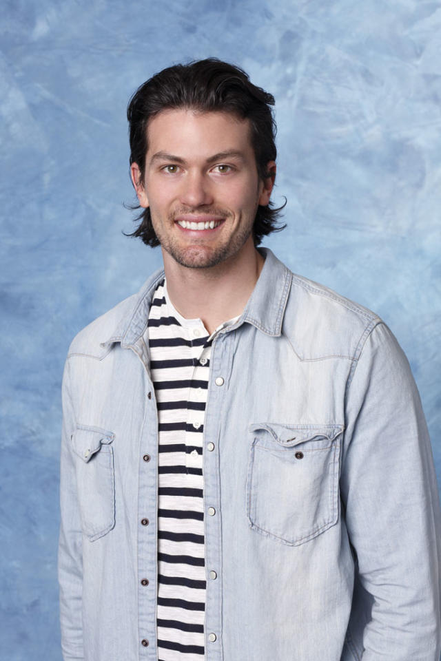 """The Bachelorette"" Season 9 - Brooks"
