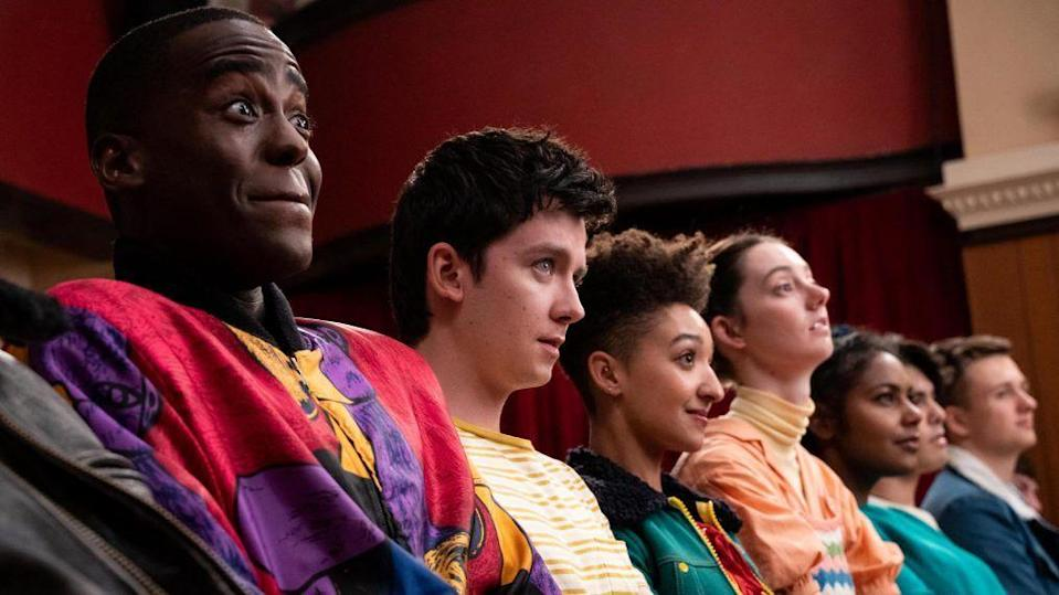 <p>This Netflix series perfectly captures the awkwardness of being a teen trying to figure out who you are and who you want to be with. The characters deal with gender expression and sexual exploration in a high school attended by the son of a sex therapist. </p>