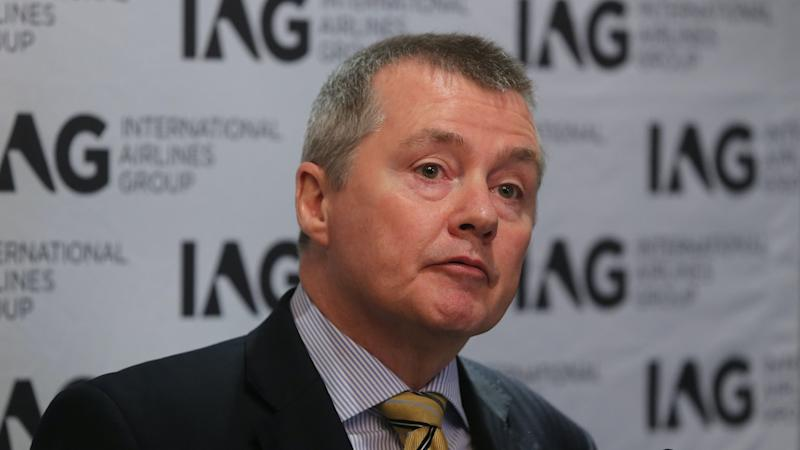 Turbulent final day for Willie Walsh as investors protest over pay deal