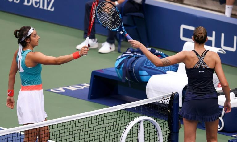 Top seed Pliskova crashes out of US Open after Garcia upset