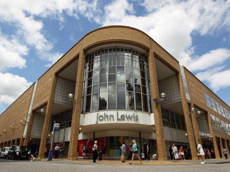 John Lewis says a number of its stores will not reopen: Getty Images
