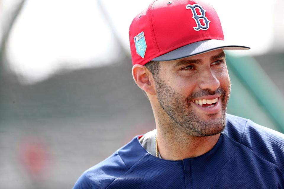 Even with J.D. Martinez, the Red Sox could be a disappointment in 2018. (AP)