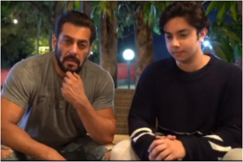 Salman Khan Shares His Lockdown Experience, Says Hasn't Seen Family for 3 Weeks and is Terrified