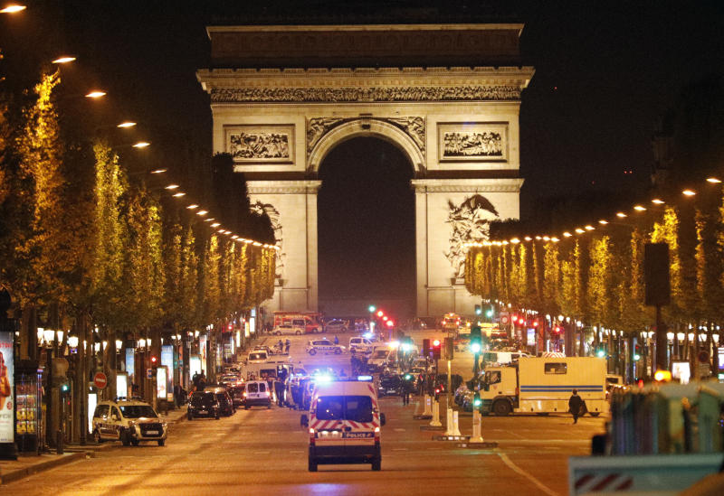 What to Know About the Champs-Elysees Shooting in Paris