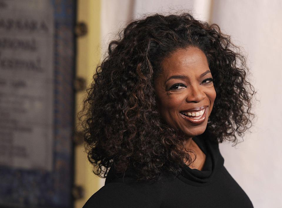 """<p><a href=""""https://www.oprahmag.com/life/a34440116/oprah-favorite-things-2020/"""" rel=""""nofollow noopener"""" target=""""_blank"""" data-ylk=""""slk:Oprah's Favorite Things 2020"""" class=""""link rapid-noclick-resp"""">Oprah's Favorite Things 2020</a> is officially here. It's full of covetable loungewear and epic gift ideas, but most importantly, this year's list champions small businesses and businesses owned by people of color. As the legend herself put it in her letter on OprahMag.com: """"...This year, there's a special twist. Because so many people want to support Black lives any way they can, we've found dozens of absolutely gorgeous gifts from Black-owned businesses that deserve to be celebrated, because we believe Black lives—and Black businesses—matter. So for 2020, most of my Favorite Things are from Black-owned or -led companies."""" Of the 70 brands included this year, 50 are <a href=""""https://www.oprahmag.com/style/a34480587/oprah-favorite-things-2020-black-owned-businesses/#cozygifts"""" rel=""""nofollow noopener"""" target=""""_blank"""" data-ylk=""""slk:BIPOC-owned"""" class=""""link rapid-noclick-resp"""">BIPOC-owned</a>.</p><p>They say the best gifts are the ones you'd want for yourself, and after seeing how many chic and cozy fashion finds are included this year, I can confirm that this holds true with Oprah's Favorite Things 2020. Ahead, Oprah-approved fashion gifts to treat your loved ones and yourself to at every price point. </p>"""