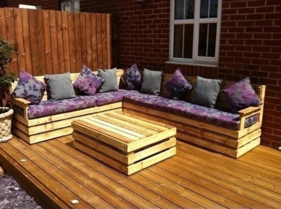 Credits: homify / Pallet furniture uk