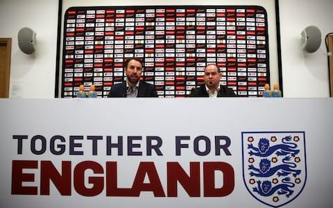 "Gareth Southgate has insisted England are fully focused on their preparations for the World Cup, despite the escalating tension with Russia. Southgate admitted the breakdown in relations with Russia is ""a serious matter"" but confirmed the Football Association has no plans to withdraw England from the finals. It was announced on Wednesday by Prime Minister Theresa May that no government ministers or members of the Royal Family – including FA president Prince William - will attend the World Cup after a Russian-made nerve agent was used on an ex-spy. Sergei Skripal and his daughter, Yulia, are in a critical condition after the incident in Salisbury on March 4. May said that the relationship between the two countries ""cannot be the same"". Southgate, the England manager, faced questions on the Russia issue for the first time at St. George's Park on Thursday and, while admitting his concerns, said he is determined to concentrate on taking charge of his first major tournament. Southgate talks to the press at St George's Park Credit: PA ""We are preparing to go to the World Cup. There is no doubt that's what we should be doing. We are focused most on the safety and security of players and supporters,"" he said. ""Clearly it is a serious matter and developing very quickly but my job as a manager is to concentrate on the football. We are all human beings, we are all affected by events around us."" ""My information is that we are preparing to go to the World Cup, there is no doubt in my mind that's what we should be doing. The only thing at this stage is the safety and security of our players and travelling supporter. They are what we are focused on and they need to know they are being looked after. ""It's a matter completely out of my control, we are desperate to go to a World Cup and that's really where my remit ends on that matter."" James Tarkowski has been called up for the first time Credit: PA Southgate, meanwhile, has given maiden call-ups to Burnley pair James Tarkowski and Nick Pope, Swansea's Alfie Mawson and Bournemouth's Lewis Cook for the friendlies against the Netherlands and Italy. Tarkowski, the centre-half, and goalkeeper Pope have been watched by Southgate frequently in recent months. Southgate said: ""Nick's form has been excellent and its great credit to Burnley and [manager] Sean Dyche that two members of their defensive unit are here. ""Nick hasn't had any previous experience with us so we need to find out about him if we lose one of our senior goalkeepers. His form justifies coming in that mix."" Wilshere, the Arsenal midfielder, has also returned to the England squad after winning back his place at club level under Arsene Wenger. Wilshere's last England appearance was the defeat to Iceland at Euro 2016 Credit: PA The 26-year-old has 34 caps for the national team but has not played since the embarrassing defeat to Iceland at Euro 2016 after a period ravaged by injuries and a lack of game-time. Southgate said: ""Jack has unquestionable talent. The key for me is he's now playing in the games that matter for Arsenal and playing well, (showing) his technical ability, passing ability. Lewis Cook is in the same vein, [with a] nice range of passing."" England squad to face Holland and Italy Goalkeepers: Joe Hart, Jordan Pickford, Jack Butland, Nick Pope Defenders: Kyle Walker, Kieran Tripper, Ryan Bertrand, Danny Rose, John Stones, James Tarkowski, Alfie Mawson, Joe Gomez, Harry Maguire Midfielders: Eric Dier, Jack Wilshere, Jordan Henderson, Jake Livermore, Adam Lallana, Alex Oxlade-Chamberlain, Dele Alli, Raheem Sterling, Ashley Young, Jesse Lingard, Lewis Cook Attackers: Danny Welbeck, Jamie Vardy, Marcus Rashford 2:34PM So, thoughts on that squad? It's pretty uninspiring, isn't it? I can see a few sources of goals, but not much creativity at all, a whole lot of defenders that plenty of teams going to the World Cup would love to face, and little ability in goal. Sorry if this sounds too negative, but Southgate's decision to reference the ""small number of English players"" available for selection points to his view - and the obvious fact - that England just don't have enough quality players. Bleugh. 2:20PM And that's that With that, he's gone. 2:17PM On Wilshere ""Jack's a player that has unquestionable talent. The key for me is that he is playing in the games that matter for Arsenal. He's getting closer to where we want him. ""His technical ability in the middle of the park will be very useful. ""That's why Lewis Cook has been called up, too. He's comfortable picking the ball up anywhere and we want to play through the midfield."" 2:16PM On Joe Hart ""Clearly the number one jersey is up for grabs. ""From our point of view, with 74 caps, Joe is an important member of our squad."" 2:14PM On omitting Gary Cahill ""I was really pleased with how we defended during the games in November. On top of that I've got other players like Tarkowski and Mawson I want to have a look at, not just for now but perhaps beyond that, too. ""We've also got Eric Dier, who can play at the back. I don't want to call up a senior player who isn't playing for his club. Gary can still make the World Cup if he is playing."" 2:12PM On selecting Danny Welbeck ""It's obvious to everyone that we have a very small number of players available for selection, on top of that, many of the top players are out. ""With not long until the World Cup I now have to look beyond players in form for their clubs. Danny comes in as a replacement for Harry as a player who can run in behind."" 2:10PM On Kane's fitness ""The reports we have are that he'll play well before the end of the season. You never want any player injured and it's disappointing not to have him. He's only been available for six of my 14 games, and he has seven goals in those six, so that's an indication of his importance."" 2:09PM More on Russia Robert Sullivan, FA Director of Stragey and Communications, talks: ""The supporters will be working with the Football Supporters Federation on safe travel. We want as much support as possible, so we want to make sure they are safe. 2:07PM Here is Gareth Southgate On the situation with Russia: ""Clearly it's a really serious matter which is developing very quickly, but my job is to concentrate on the football and prepare the team. We are preparing to go to the World Cup. There's no doubt in my mind that's what we should be doing, as well as planning for the safety of our players and fans."" 2:06PM Squad in full: Goalkeepers: Joe Hart, Jordan Pickford, Jack Butland, Nick Pope Defenders: Kyle Walker, Kieran Tripper, Ryan Bertrand, Danny Rose, John Stones, James Tarkowski, Alfie Mawson, Joe Gomez, Harry Maguire Midfielders: Eric Dier, Jack Wilshere, Jordan Henderson, Jake Livermore, Adam Lallana, Alex Oxlade-Chamberlain, Dele Alli, Raheem Sterling, Ashley Young, Jesse Lingard, Lewis Cook Attackers: Danny Welbeck, Jamie Vardy, Marcus Rashford 2:01PM Here's the squad Wilshere is back, Hart makes the cut, as do the uncapped Nick Pope, James Tarkowski, Alfie Mawson and Lewis Cook. Here's our 2️⃣7️⃣-man squad for the #ThreeLions' games against the Netherlands and Italy. Join us at @wembleystadium – tickets on sale now: https://t.co/hXIfok2kevpic.twitter.com/ZzqpepmfqA— England (@England) March 15, 2018 1:56PM Goalkeeper conundrum Joe Hart might be back in the West Ham team, but he isn't playing particularly well, so the decision for Southgate rests on whether he values Hart's experience sufficiently to put him in the squad. Joe Hart conceded three goals against Burnley on Saturday Credit: Reuters In my view, Burnley's Nick Pope deserves a call-up far more than Hart. He has arguably done enough to start these friendlies. 1:49PM Fans are staying away... England could face playing their World Cup group stage games in Russia to half-empty stadiums, with tickets still on sale with 'high availability', just three months ahead of the tournament. Here's the full story. World Cup 2018 stadiums 1:41PM The main issues Beyond Wilshere's potential return and life without Kane, Southgate has other big issues to address, not least about whether it is safe for England to go to the World Cup at all. There has been talk of a potential boycott - though the FA are adamant there is no chance of this happening - as relations between England and Russia deteriorate. Jason Burt reported on this yesterday - here's what he had to say. 1:23PM A return for Wilshere? Jack Wilshere is set for an England recall when Gareth Southgate names his squad for the pre-World Cup friendlies against the Netherlands and Italy on Thursday. The 26-year-old has not played for his country since the embarrassing Euro 2016 defeat to Iceland but has impressed after winning back his club place with Arsenal. Wilshere's likely return comes amid concern over Tottenham striker Harry Kane, who will be sidelined until next month after preliminary assessments showed damage to the lateral ligaments in his right ankle. If Harry Kane misses out... Kane was injured in a challenge with Asmir Begovic during Tottenham's win over Bournemouth at the weekend, and his club confirmed yesterday that he will be out until next month. That means he will miss England's upcoming friendlies but will be back in action in plenty of time to make the World Cup. But the injury means England will go into the final international break before the tournament without their talisman."