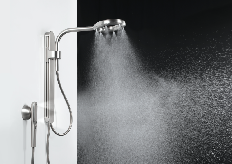 Nebia by Moen Spot Resistant Nickel