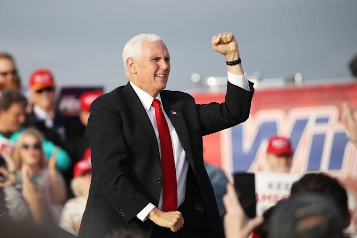 Former Vice President Mike Pence has launched a new advocacy organization, Advancing American Freedom, as he returns to public and political life since leaving office in January.
