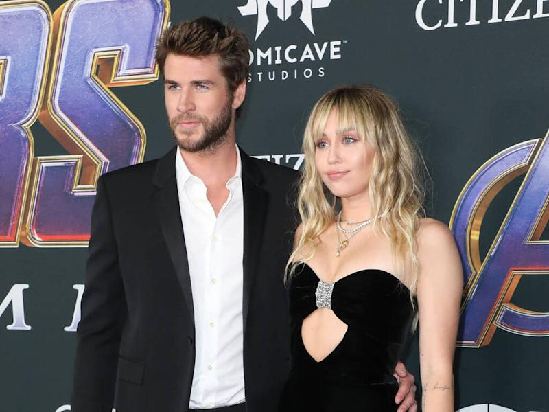 Miley Cyrus wrote break-up anthem Slide Away months before Liam Hemsworth split