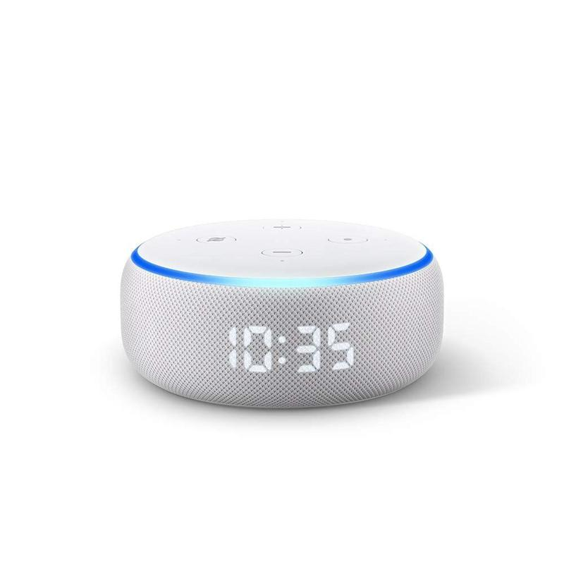 "They'll feel like a futurist, using their voice to make phone calls, play music, run through the news and set alarms. (No more sleeping through first period.) Get it for $69.99 at <a href=""https://www.amazon.ca/Echo-Dot-3rd-gen-Charcoal/dp/B07PDHT5XP"" target=""_blank"" rel=""noopener noreferrer"">Amazon.ca</a>."