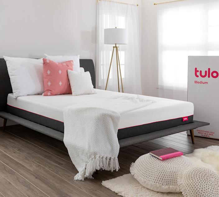Tulo Queen Mattress
