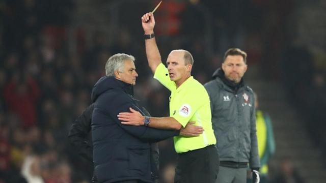 """Tottenham head coach Jose Mourinho insists he did not read Southampton's tactical notes, clarifying: """"I was rude to an idiot."""""""
