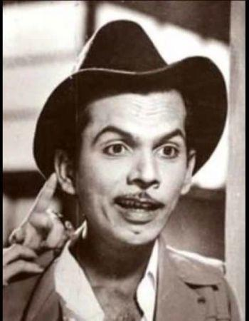 Badruddin Jamaluddin Kazi was born into hardships, as the second among ten children. In his early years, he struggled doing odd jobs, and found work as a conductor with the Bombay Electric Supply and Transport (B.E.S.T). There, he nurtured his dreams of acting, by entertaining passengers. His life turned around after actor Balraj Sahni spotted him performing one of his comedy acts, and recommended him to Guru Dutt.                                                                   He was offered a role in the 1951 film Baazi, by Dutt who named him Johnny Walker as a tribute to his performance as a drunkard. Johnny Walker went on to become one of India's first and finest comedy actors. His association with Dutt lasted throughout his career and he kept the audience in splits in films such as C.I.D (1956), Pyaasa (1957), Chori Chori (1956) and Mere Mehboob (1963). Walker was, however, clear that he would only perform comedy roles which families could sit through, and opted out of the more cruder forms of comedy. Walker's last film was the 1997 Kamal Hassan, Tabu starrer, Chachi 420.