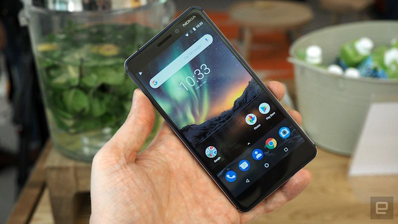 The upgraded Nokia 6 is available for purchase in the US and UK