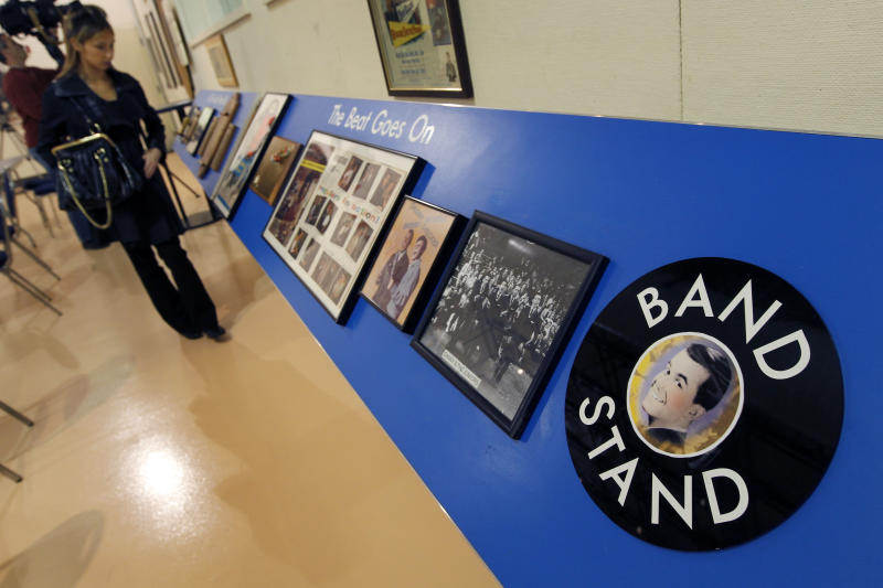 Dick Clark, 'Bandstand' put Philly on cultural map