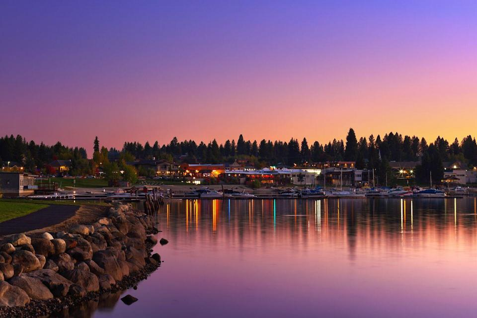 """<p>You can't help but be an outdoorsy type in McCall, with activities ranging from cross-country skiing to fishing filling the calendar depending on the time of year. The town also offers plenty in the way of indoor <a href=""""http://mccallchamber.org/play/health-wellness/"""" rel=""""nofollow noopener"""" target=""""_blank"""" data-ylk=""""slk:fitness activities"""" class=""""link rapid-noclick-resp"""">fitness activities</a> too. </p><p><a href=""""https://www.housebeautiful.com/design-inspiration/house-tours/a4583/carole-king-ranch-home-tour/"""" rel=""""nofollow noopener"""" target=""""_blank"""" data-ylk=""""slk:Tour Carole King's Idaho ranch »"""" class=""""link rapid-noclick-resp""""><em>Tour Carole King's Idaho ranch »</em></a></p>"""